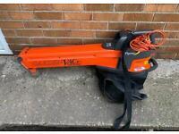 Flymo GV 750 Garden Vac/Blower