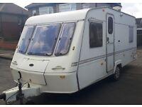 Eldis Crown Regent 1997 5 Birth Caravan.