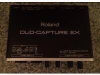 Roland Duo Capture Ex