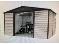 Garden Shed YARDMASTER NEW 6x8 SOLD NOW