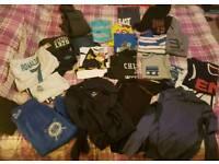 Bundle of boys clothes - Age 10-12