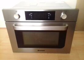 Hoover Built-In Combination Microwave Oven