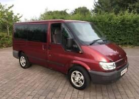 2004 for transit minibus 8 seater