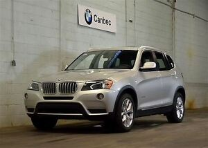 2013 BMW X3 xDrive28i | PREMIUM PACKAGE | EXECUTIVE PACKAGE |