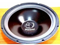 15 INCH SUBWOOFER - MAGNAT XPRESS 1500 - MAX POWER 600 WATTS