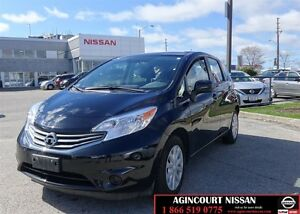2014 Nissan Versa Note 1.6 SV |Back Up Camera|1.5% FIN|