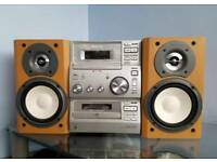 Sony CMT-CP100 Hifi CD & Cassette Tape Player