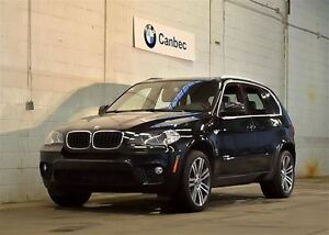 2013 BMW X5 xDrive35i M PERFORMANCE PACKAGE | M SPORT PACKAGE