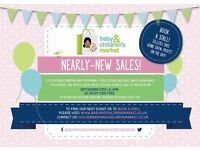 NEARLY NEW BABY & CHILDRENS MARKET UTTOXETER