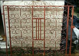 Iron Front Gates