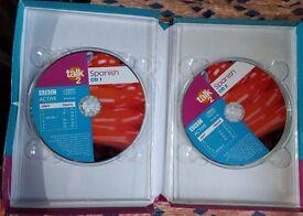 Spanish Language CD