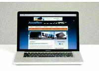 15.4' Apple MacBook Pro 2.2Ghz Quad Core i7 8GB 251GB SSD Logic Pro X Omnisphere Stylus Keyscape