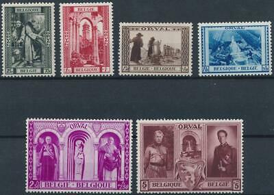 [20589] Belgium 1939 good set very fine MNH stamps value $90