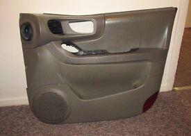 Hyundai Santa Fe inner door panel cover