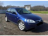 Vauxhall corsa 2006 1litre only 37k miles