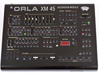 Orla XM45 Accordion Sound Module