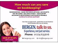 BOOK-KEEPING / VAT / PAYROLL / SELF ASSESSMENT