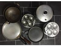 FREE Indian cooking utensils/crockery