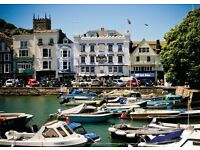 Receptionist needed for the Royal Castle Hotel in Dartmouth