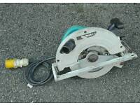 Makita 5903R 9inch 235mm circular saw 110volt