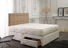 Cheapest divan beds and mattresses! All Types! All sizes! Free delivery! 100% cheapest online!