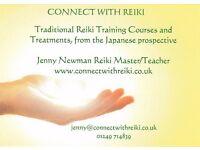 Reiki Training CCourses & Reiki Treatments Jenny Newman Reiki Master/Teacher at Connect with Reiki