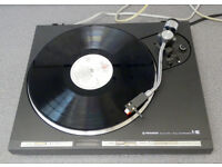 PIONEER PL-400X QUARTZ LOCK DIRECT DRIVE TURNTABLE & CARTRIDGE