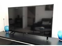 "Smart Tv 48"" Sharp built in Wi-Fi like new can deliver locally"