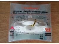 New Fireangel 10 Year Plug in Smoke Alarm