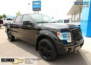 2013 Ford F-150 Limited   Leather   Sunroof   Navigation