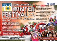 Winter Festival, Christmas Fair, Entertainment,Food stalls,WestLondon,Children activities,familyfun