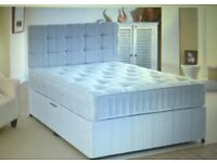 Kingsize Double Bed for sale near Royston Herts. `