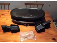 Cooks Professional Traditional Raclette