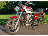 Triumph Thunderbird 900 2002- beautiful classic bike