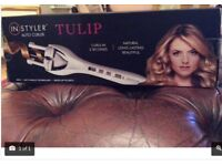 IN STYLER AUTO CURLER TULIP NEW STILL IN BOX. unwanted gift