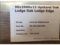 Oak Up-stands x 3