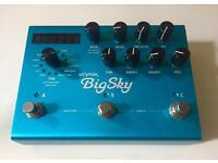 Strymon Big Sky Reverb Pedal