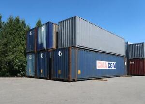 45ft Good Order High-Cube Shipping Container