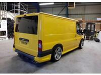 Ford transit st rep lowered modified one off