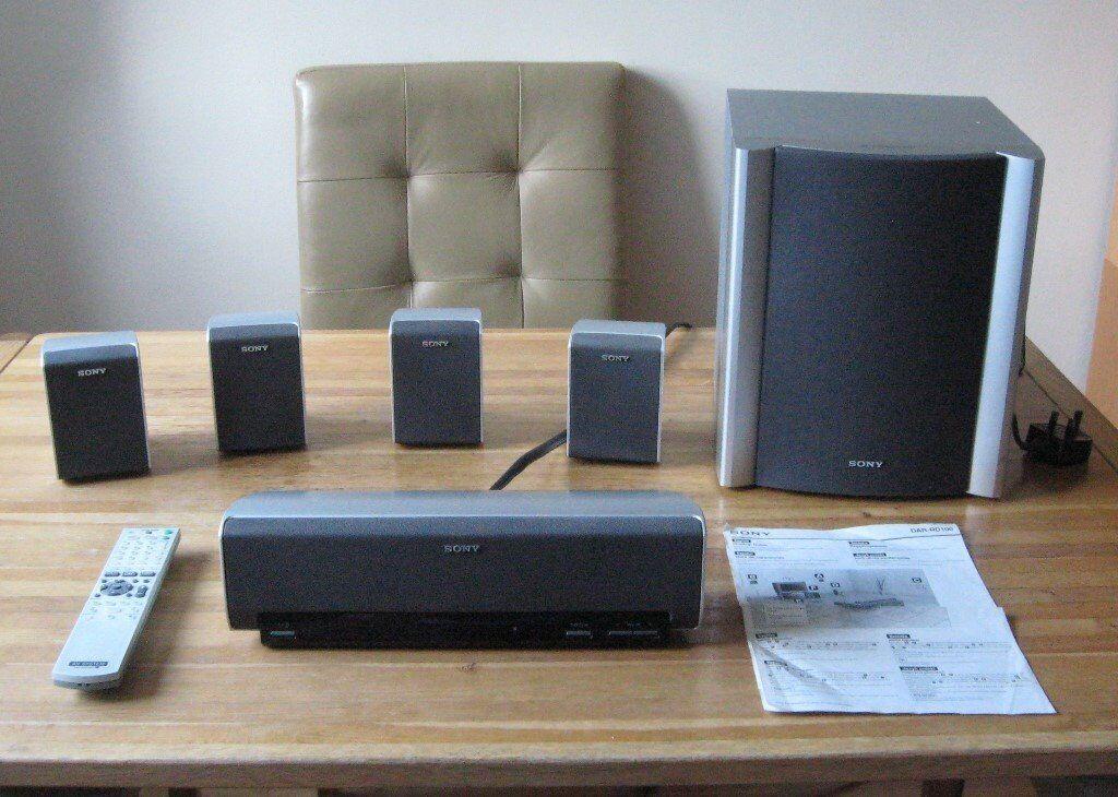 SONY DAR-RD100 Surround sound system
