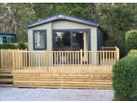 Show lodge for sale Peak District