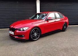 2014 BMW 320D SPORT M PERFORMANCE KIT FINANCE AVAILABLE