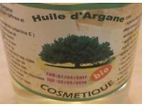 Argon oil from Morocco