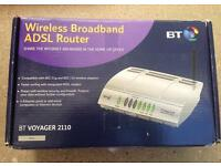 Wireless Broadband ADSL Router