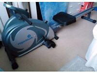 Roger Black Gold Medal magnetic rowing machine