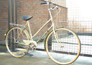 Beautiful Lightweight Ladies 3 Speed Dutch style vintage bike, Serviced