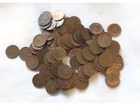 Vintage Copper Coins