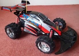 New Bright Remote Control Car - MOTO BUGGY XTRM RC - 30% Faster*, suspension, Easy to control,