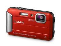 New Water Proof Panasonic Camera 16.1 Megapixels