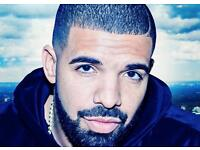 Drake tickets at londons 02.